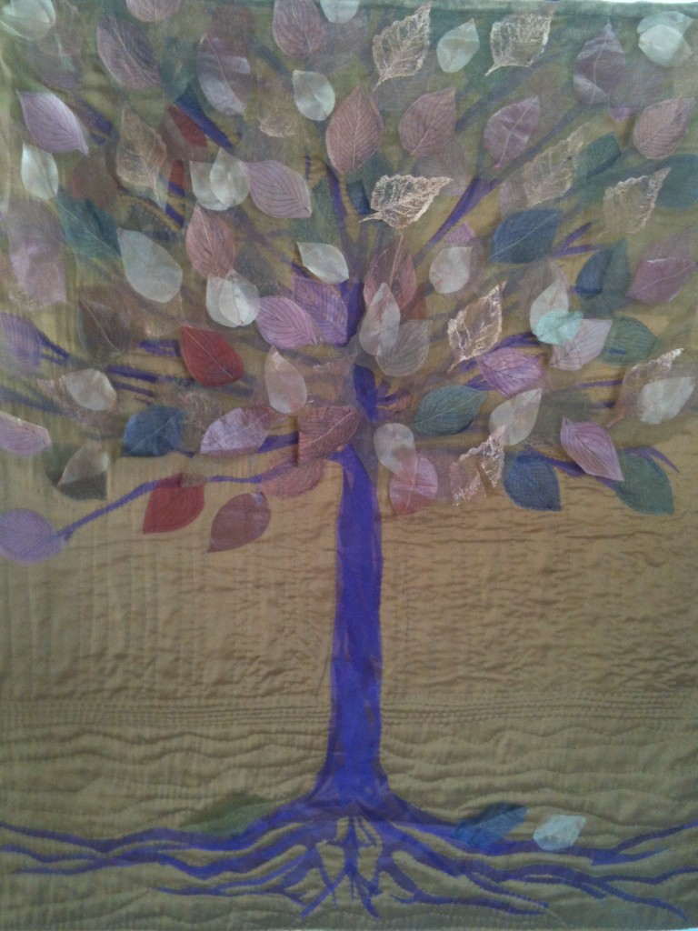 Living-Intuitive-Counseling-The-Giving-Tree- Jeanne-Gray-fiber-artist